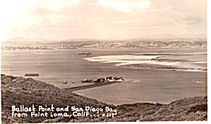 Ballast Point and San Diego Bay from Point Loma (Image1)