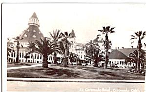 Coronado Hotel Coronado California Postcard p26324 (Image1)