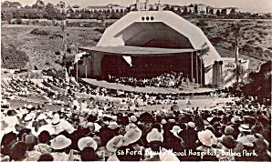 Ford Bowl, Naval Hospital, Balboa Park CA p26325 (Image1)