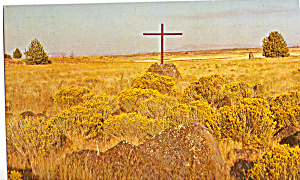 Catnby's Cross,Lava Beds National Monument (Image1)