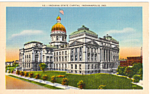 Indiana State Capital (Image1)
