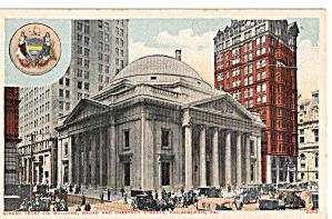 Girard Trust Building Philadelphia Pennsylvania PA p26398 (Image1)