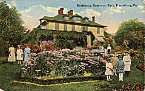 Residence Reservoir Park Harrisburg Pennsylvania p26409 (Image1)