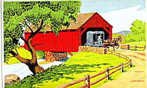 The Covered Bridge (Image1)