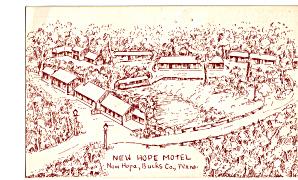 New Hope Motel New Hope Pennsylvania p26433 (Image1)