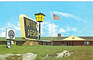 Motel Deska Wernersville Pennsylvania p26444 (Image1)