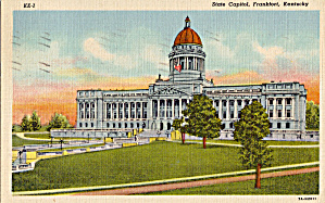 State Capitol Frankfort Kentucky p26481 (Image1)