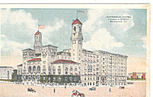 Jefferson Hotel, Richmond, Virginia (Image1)