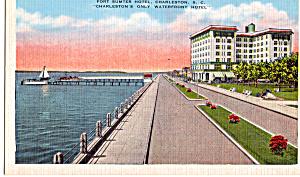 Fort Sumter Hotel Charleston South Carolina p26556 (Image1)