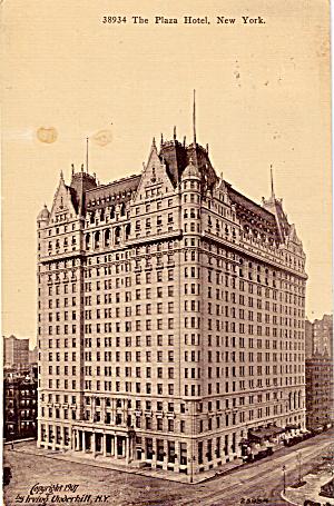 The Plaza Hotel New York City p26560 (Image1)