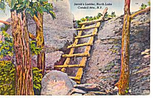 Jacob s Ladder North Lake Catskill Mountains New York p26613 (Image1)
