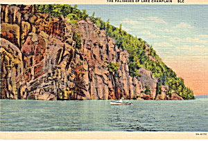The Palisades of Lake Champlain New York p26614 (Image1)