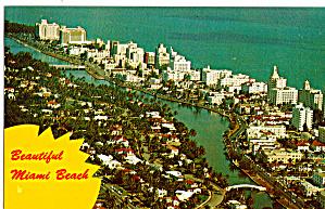Airview of Miami Beach Florida p26625 (Image1)