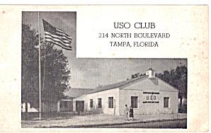 USO Club Tampa, Florida (Image1)