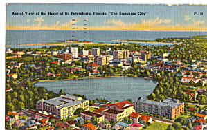 View of the Heart of St Petersburg Florida p26652 (Image1)