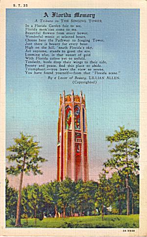 The Singing Tower Lake Wales Florida p26657 (Image1)