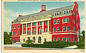 Administration Building Florida A and M College p26664 (Image1)