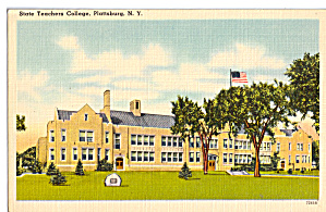State Teachers College Plattesburg New York p26669 (Image1)