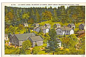Le Conte Lodge on Mount Le Conte (Image1)