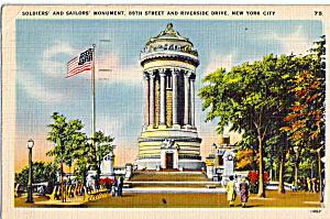 Soldier s And Sailor s Monument Riverside Drive New York City p26755 (Image1)