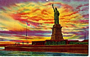 Statue Of Liberty   New York Harbor p26784 (Image1)