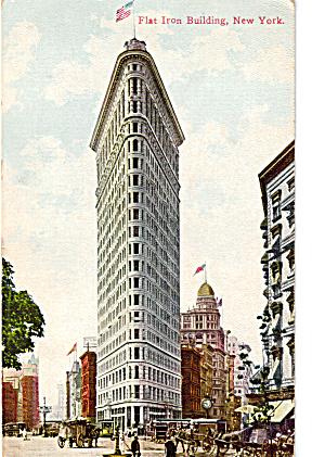 Flat Iron Building New York City p26800 1910 (Image1)