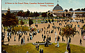 A Scene on the Grand Plaza Toronto Canada p26805 (Image1)