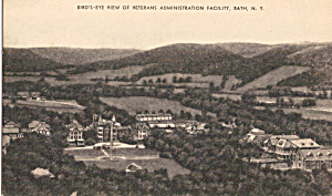 Veterans Administration Facility Bath New York P26812