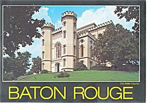 Old State Capitol LA Postcard p2681 (Image1)