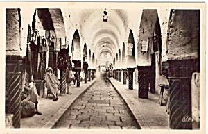 Souk des Etoffes, Tunis, Tunisia (Image1)