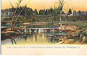 Scene Near Mt St.Joseph College for Women PA p26868 (Image1)