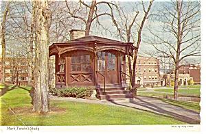 Mark Twain s Study Elmira NY Postcard p2687 (Image1)