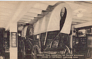 Conestoga Wagon Hastings Nebraska p26880 (Image1)