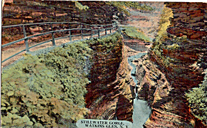 Stillwater Gorge, WatkinS Glen, New York (Image1)