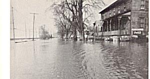 Sherick s Store Washington Borough PA Flood of 1959 p26914 (Image1)