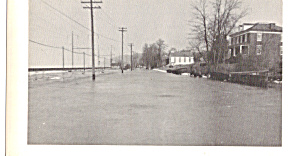 Frey Home,Methodist Church, Washington Borough, Flood (Image1)
