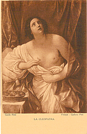 La Cleopatra by Guido Reni Postcard p26924 (Image1)