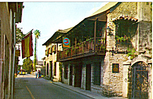 Old Spanish Inn St Augustine Florida p26933 (Image1)