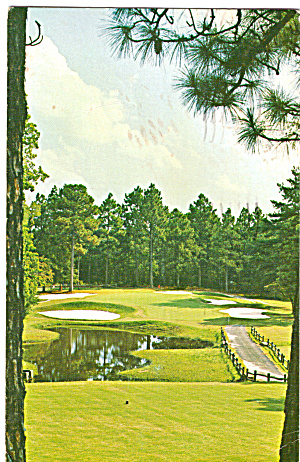 Pine Needles Lodge And Country Club Southern Pines Nc P26936