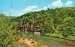Buffalo River In Arkansas Ozarks P26960