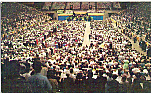 Billy Graham Crusade in the Coliseum Charlotte NC p26998 (Image1)