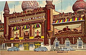 Corn Palace Mitchell South Dakota P27034