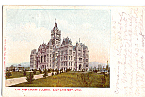 City and County Building, Salt Lake City (Image1)