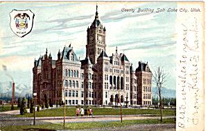 County Building Salt Lake City Utah p27048 (Image1)