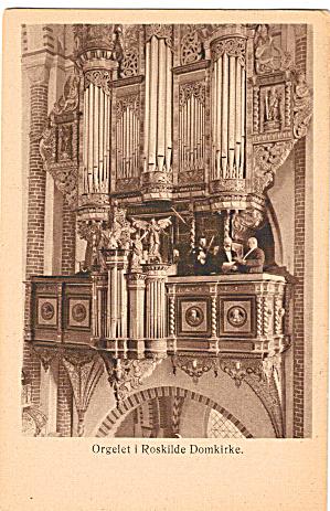 Orgelet i Roskilde Domkirke Oslo Norway p27076 (Image1)