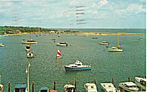 Oak Bluffs Harbor Martha s Vineyard p27088 (Image1)
