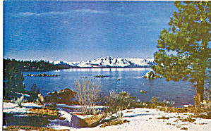 Lake Tahoe in Winter (Image1)