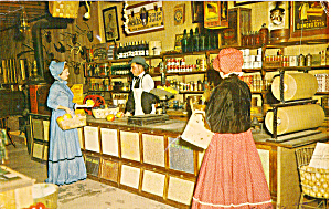 Florida's Oldest Store, Museum. St Augustine