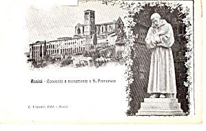 Assisi Convento e monumento a S Francesco Perugia Italy  p27115 (Image1)