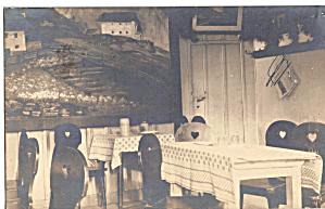 Interior of Restaurant Austria Postcard p27124 (Image1)